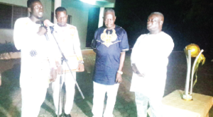 Bechem United honour three players for dedicated service