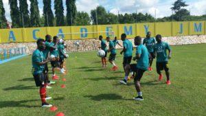 Ghana confirm UAE as venue for AFCON training camp