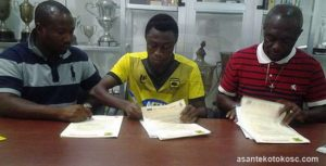 I have improved since joining Kotoko - Emmanuel Gyamfi