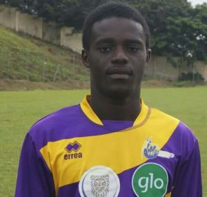 Hearts of Oak in talks to sign Medeama's Kwame Boahene