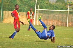 Don Bortey has no place in Hearts of Oak  - PRO