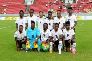 Ghana will be without goalie Asantewaa and defender Regina Antwi for Bayana Bayana clash