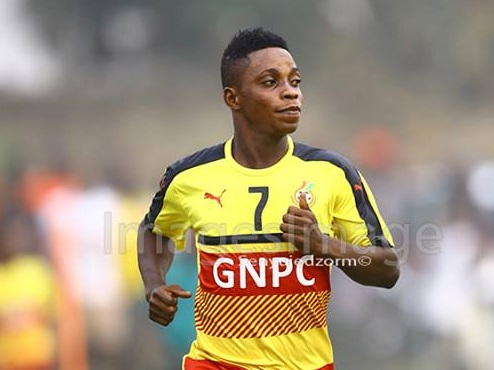 I will not be disappointed in Avram Grant drops me from final AFCON 2017 squad - Latif Blessing
