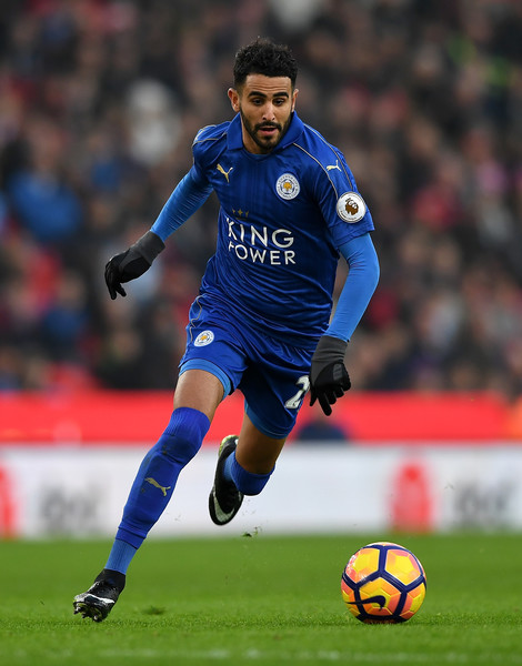 Mahrez, Aubameyang, Mane make CAF award final shortlist