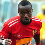Michael Akuffo eager to stay fit for a place in the Kotoko squad