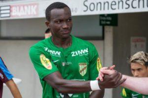 Free-scoring Raphael Dwamena receives debut Black Stars call-up