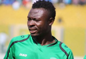 Aduana Stars hitman Bright Adjei confident of winning best player award next season