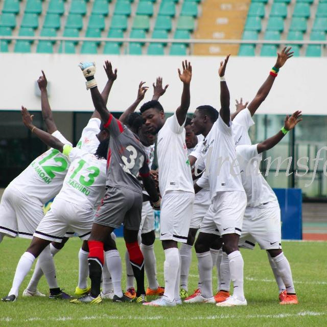Demoted Dreams FC vows to fight Appeals Committee ruling