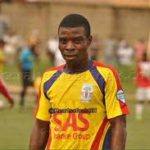Ollenu Ashittey hoping to excel at Asante Kotoko