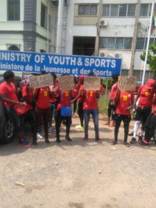 Agitated Black Queens players to receive bonuses and allowances today