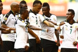 Black Star players to earn $33,500 each for winning AFCON 2017