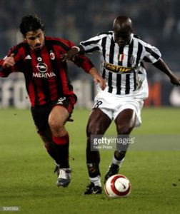 Stephen Appiah names Gattuso as the toughest opponent he faced during his career