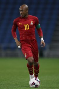 AFCON 2017: Andre Ayew calls for massive support from Ghanaians