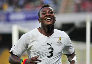VIDEO: Watch Asamoah Gyan's goal in Friendly against  Uzbek giants Bunyokdor