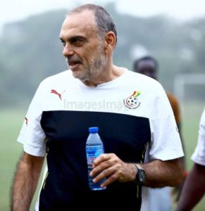 AFCON 2017: Avram Grant admits Ghana must improve going into Mali's game