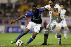 Video: Watch highlights of performance of Ghana newboy Bernard Tekpetey