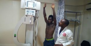 Baba Mahama completes medical ahead of Kotoko move