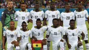 Black Stars face Ethiopia, Sierra Leone and Kenya for 2019 AFCON place