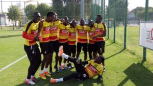 AFCON 2017: Black Stars to play Uzbekistan giants Bunyodkor in a trial match today