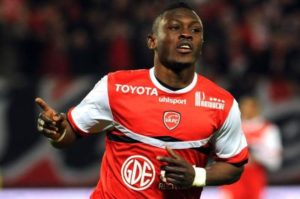 VIDEO: Watch Majeed Waris brace for L'orient
