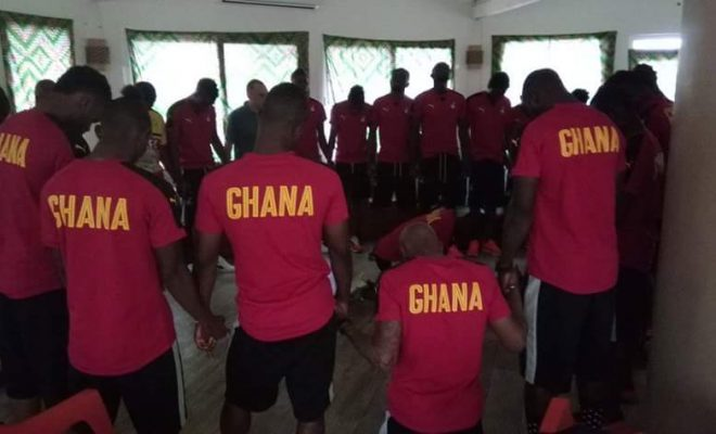 AFCON 2017: Ghana Black Stars depart for Franceville