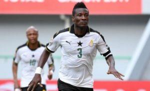 AFCON 2017: Asamoah Gyan eyes revenge over Egypt in final Group game