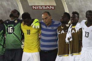 We will make things hard for our oppoents - Ghana coach Avram Grant
