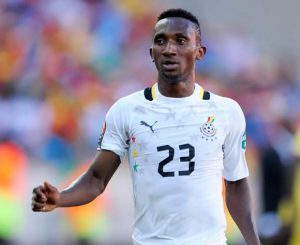AFCON 2017: Harrison Afful not worried about poor pitches