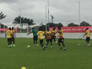 AFCON 2017: Ghana begin preparations to face Mali