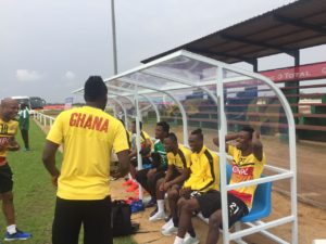 PHOTOS: Ghana resume training after Uganda victory