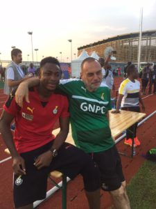 AFCON 2017: We will miss Baba Rahman but there are good players to replace him – Avram Grant