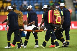 AFCON 2017: Baba Rahman travels to Libreville to undergo tests