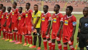 Kotoko thrash Asokwa Deportivo 3-1 in friendly