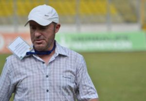 Manuel Zacharias set sights on Black Stars job
