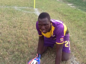 Muntari Tagoe parts ways with Medeama SC