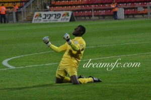 Philemon McCarthy marks debut for Hapoel Afula in grand style
