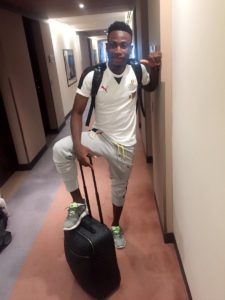 AFCON 2017: Injured Baba Rahman leaves Black Stars camp for Germany