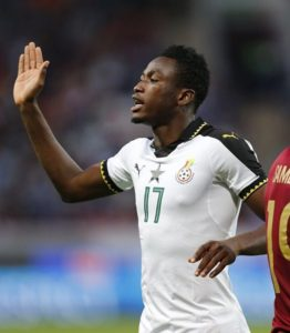 AFCON 2017: Injured Baba Rahman receives get well soon messages from teammates