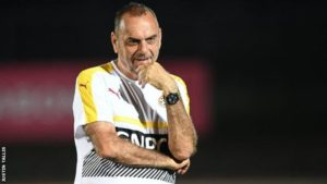 AFCON 2017: Avram Grant not looking for Ghana contract extension after tournament