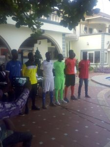 Bechem United unveil new kits for 2016/17 campaign