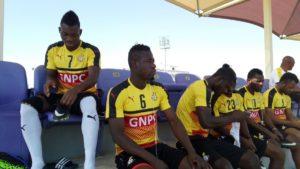 Ghana intensifies training ahead of Tuesday friendly
