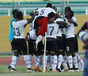 AFCON 2017: Black Stars jersey numbers for tournament revealed
