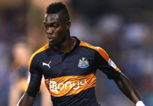 Newcastle to decide on signing Christian Atsu at the end of the season