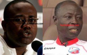 EXCLUSIVE: GFA boss Kwesi Nyantakyi and Technical Director Oti Akenten voted for Mahrez ahead of Ayew