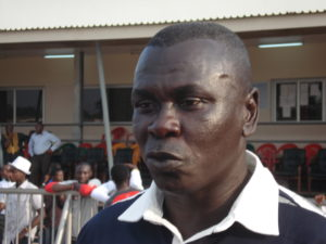 Kotoko Coach Frimpong Manso happy with results despite defeat to Hearts