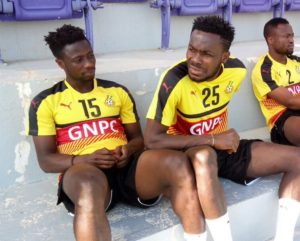 AFCON 2017: Three players vying to replace Baba Rahman in Ghana's left back position