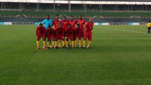 MATCH REPORT: Ghana beat Uzbekistan giants Bunyodkor 2-0 ahead of Afcon 2017