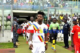 Fit-again Hearts captain Robin Gnagne excited to be back on the pitch