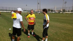 AFCON 2017: Black Stars video analyst Gerard Nus joins camp in Al Ain