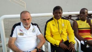 We are not ready for Afcon 2017 - Ghana Coach Avram Grant